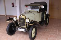 III mostra de vehiculos